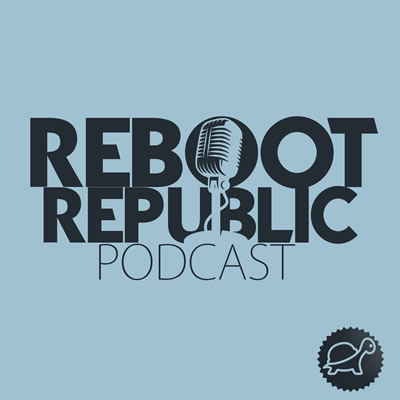 Reboot Republic Podcast with Rory Hearne